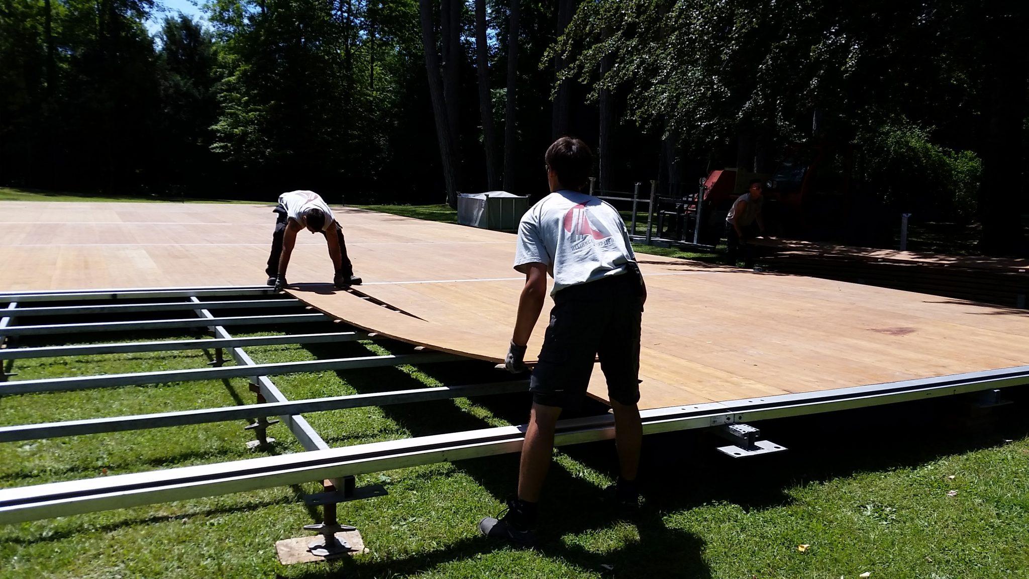 installation plancher auto-porté, Pont d'Ain, Auvergne-Rhône-Alpes
